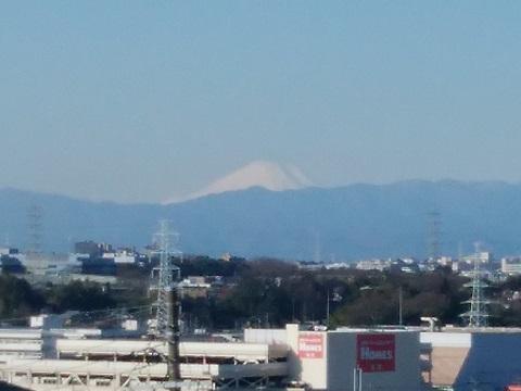 高田東3丁目富士山