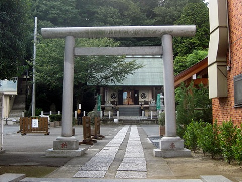 久本神社鳥居