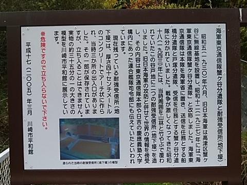 海軍地下壕跡