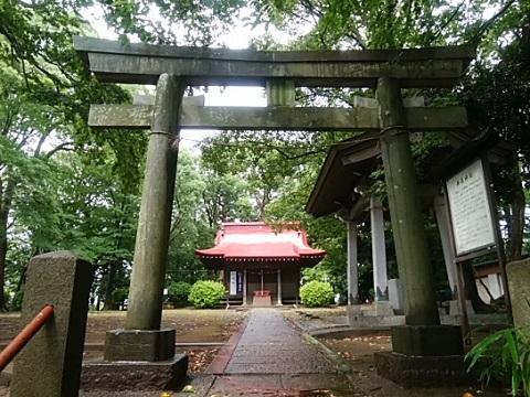長尾神社鳥居