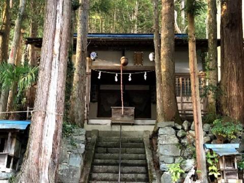 丹波山熊野神社