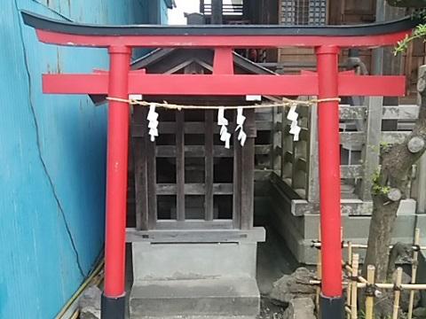 道念稲荷神社稲荷社