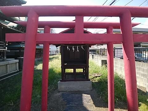 市場熊野神社稲荷社