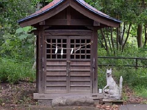 白幡神社稲荷社