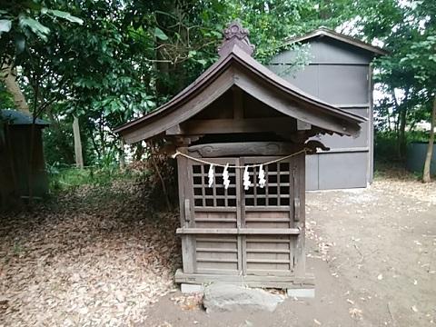 白幡神社境内社