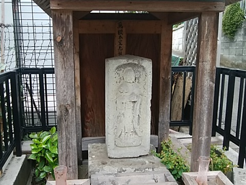 川和町地蔵菩薩