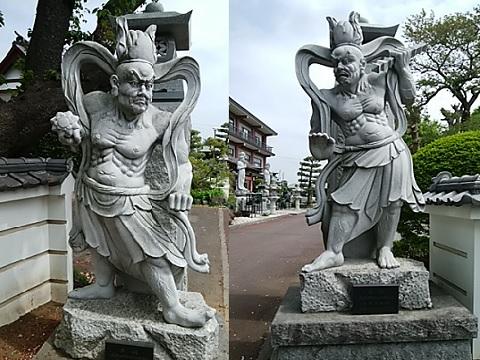 無量寺仁王像