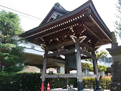 萬福寺鐘楼
