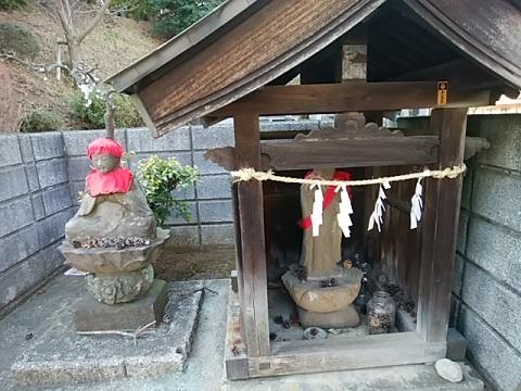子ノ神社地蔵