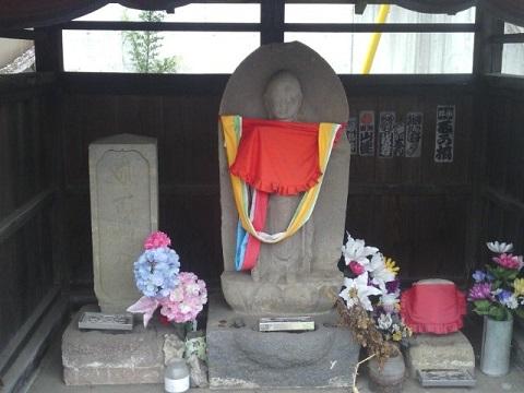 廣福寺前お地蔵さん