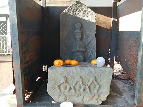 住吉神社庚申塔