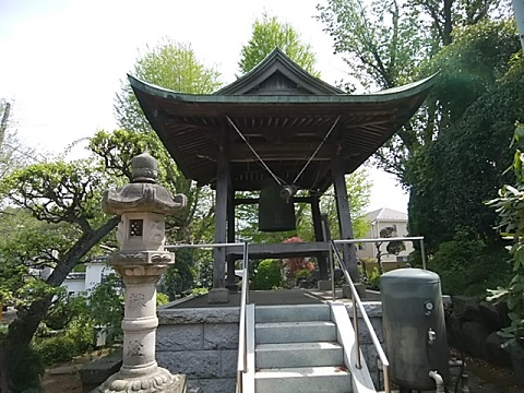 潮音寺鐘楼
