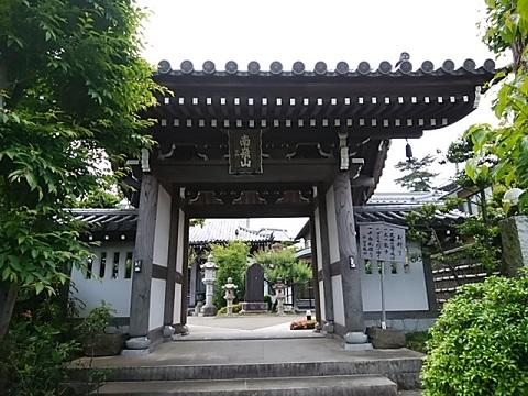 香林寺山門