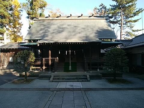 細山神明社