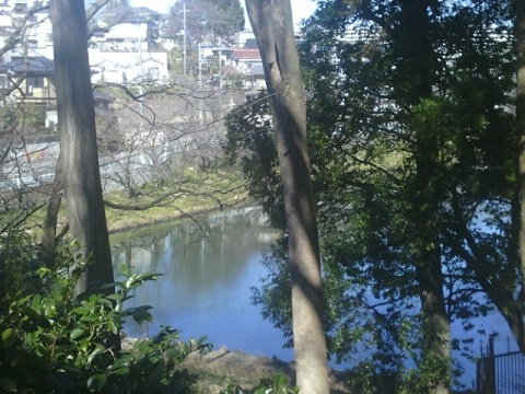 籠口ノ池公園