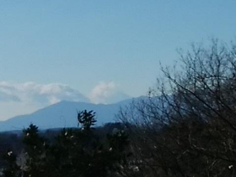 太尾見晴らしの丘公園富士山