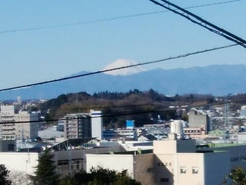 駒岡3丁目富士山