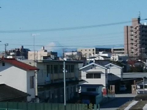 ラジオ日本電波塔富士山