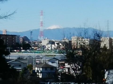 南野川ふれあいの森富士山