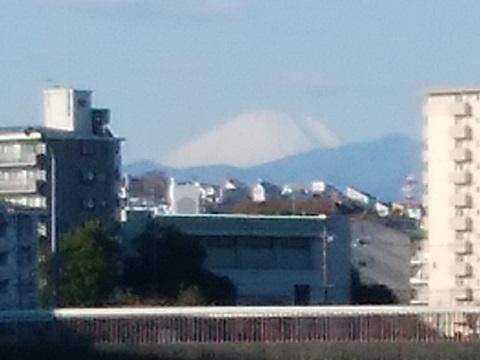 都橋富士山