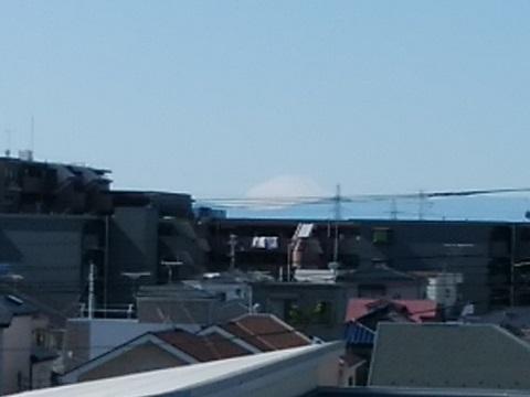 小倉跨線橋富士山