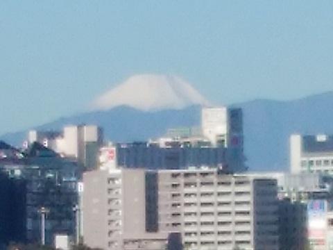 龍福寺富士山