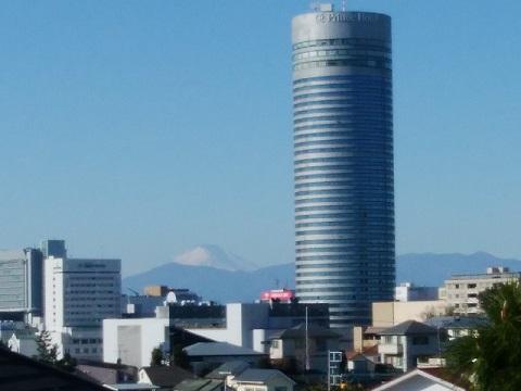 篠原北2丁目富士山