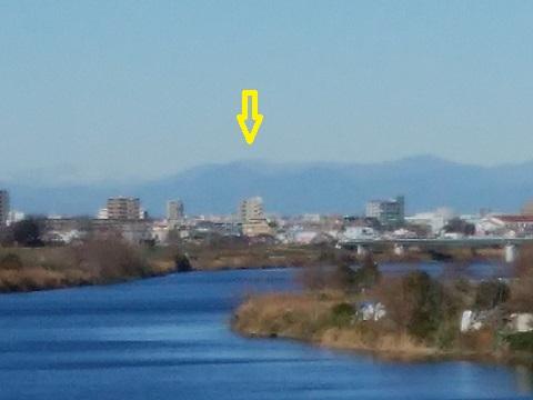 多摩川大橋雁ケ腹摺山
