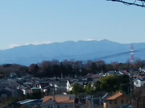 美しが丘西富士山