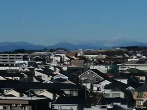 山田富士頂上奥多摩・奥秩父