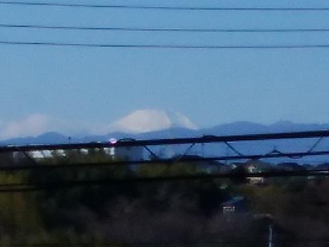 山崎公園富士山