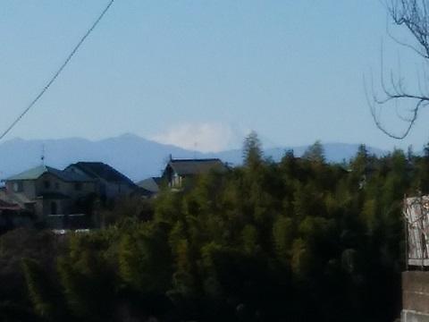 読売ランド前富士山