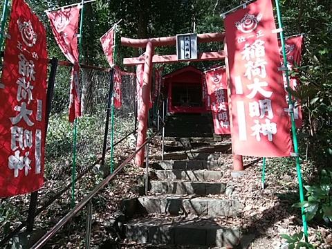 大江稲荷社