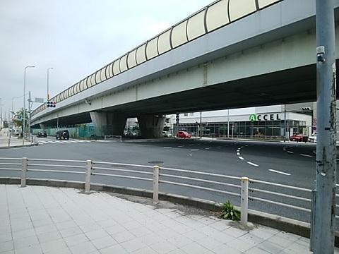 町田市辻交差点