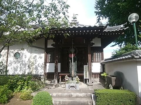 本覺寺子育て地蔵