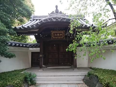 金蔵院山門