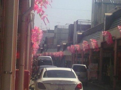 大口通商店街