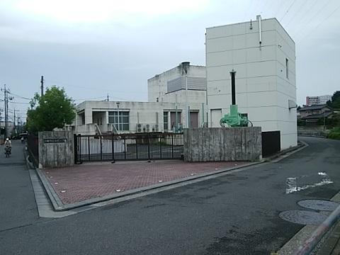 江川ポンプ場