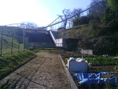 旧三沢川貯水池