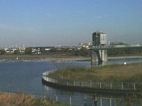 宿川原取水口
