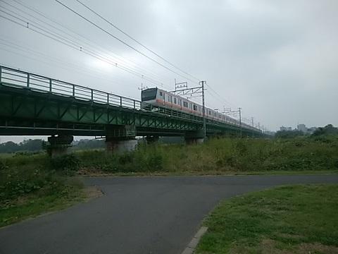 中央本線(上り)
