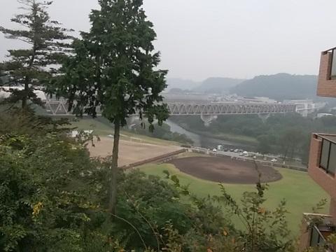 圏央道多摩川橋