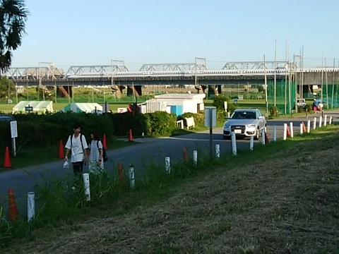 東海道新幹線鉄橋