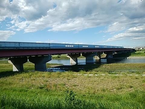 東名高速多摩川橋