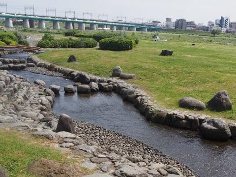 二子玉川兵庫島