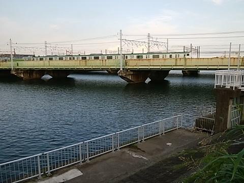 東海道本線/京浜東北線(下り)