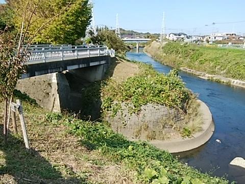 鶴見川合流点