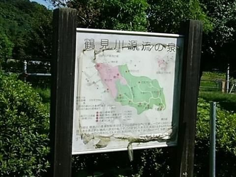 鶴見川源流