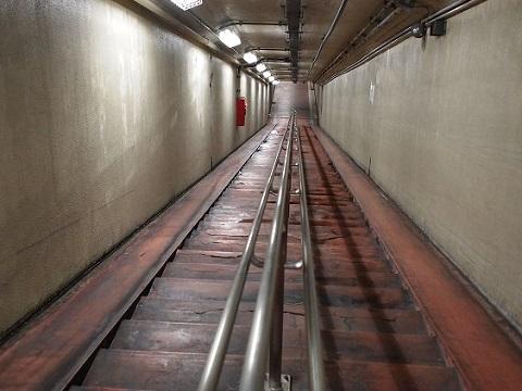 ちどり公園東扇島人道トンネル
