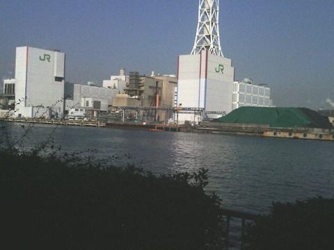 JR発電所